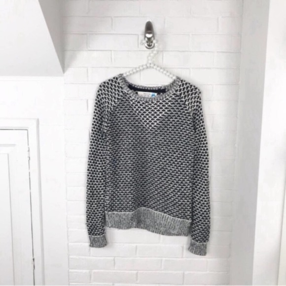 {Sparrow} Anthropologie Chunky Knit Sweater